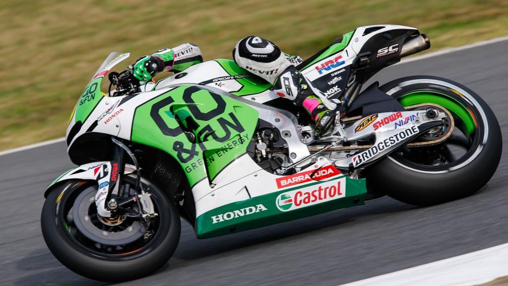 Alvaro Bautista, GO&FUN Honda Gresini, JPN Q2