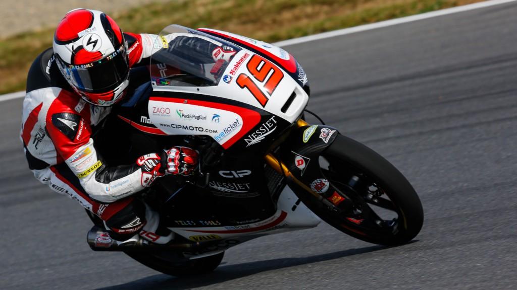 Alessandro Tonucci, CIP, JPN QP