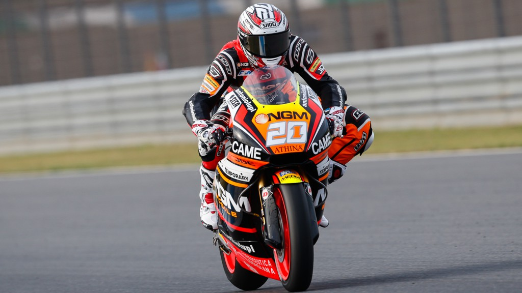 Florian Marino, NGM Forward Racing, JPN QP