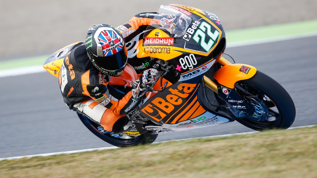 Sam Lowes, Speed Up, JPN QP