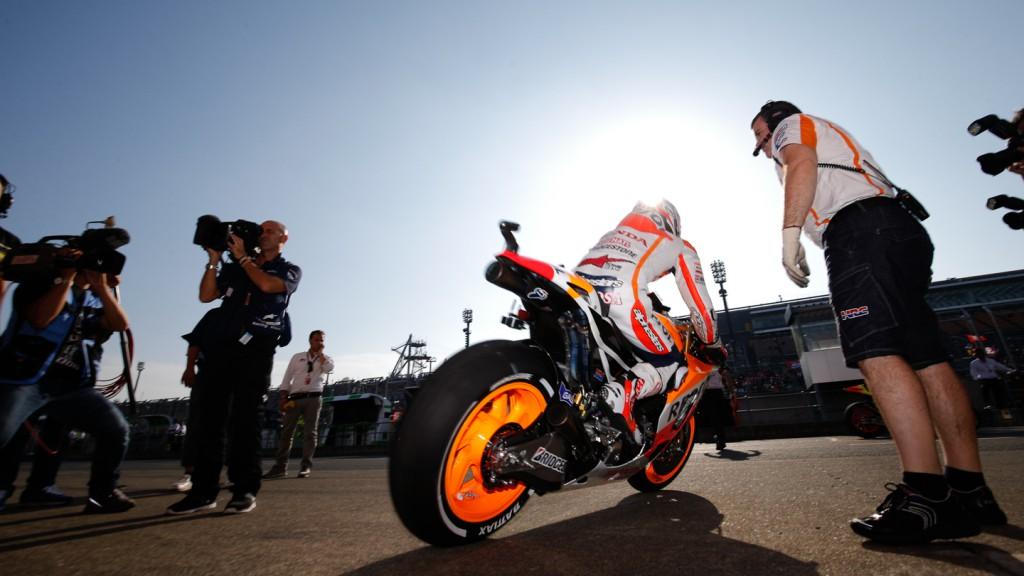 Dani Pedrosa, Repsol Honda Team, JPN Q2