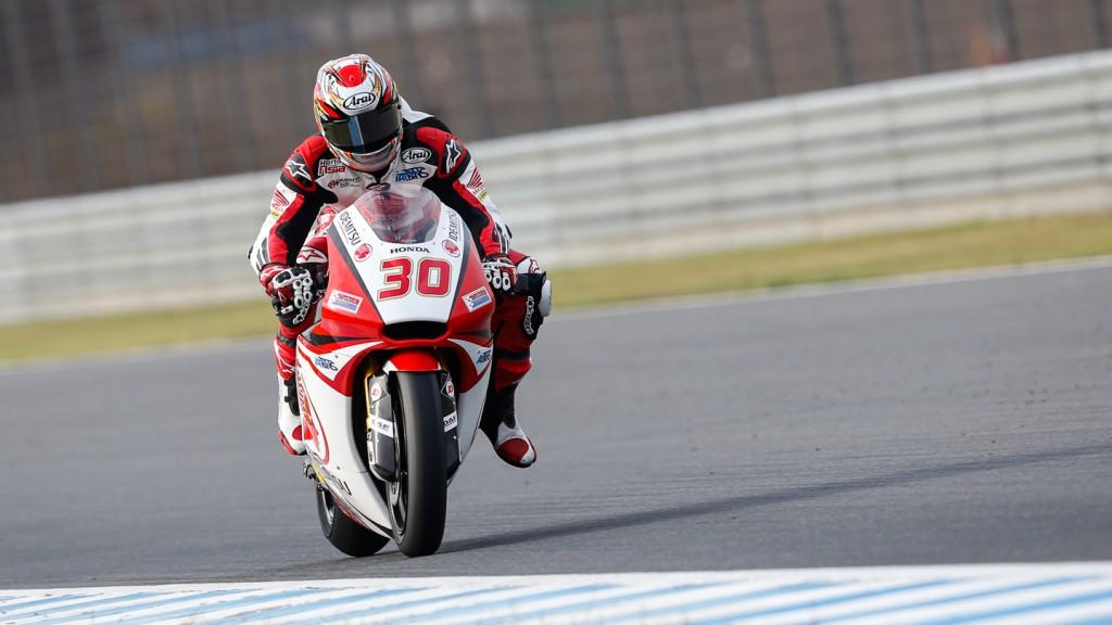 Takaaki Nakagami, IDEMITSU Honda Team Asia, JPN QP