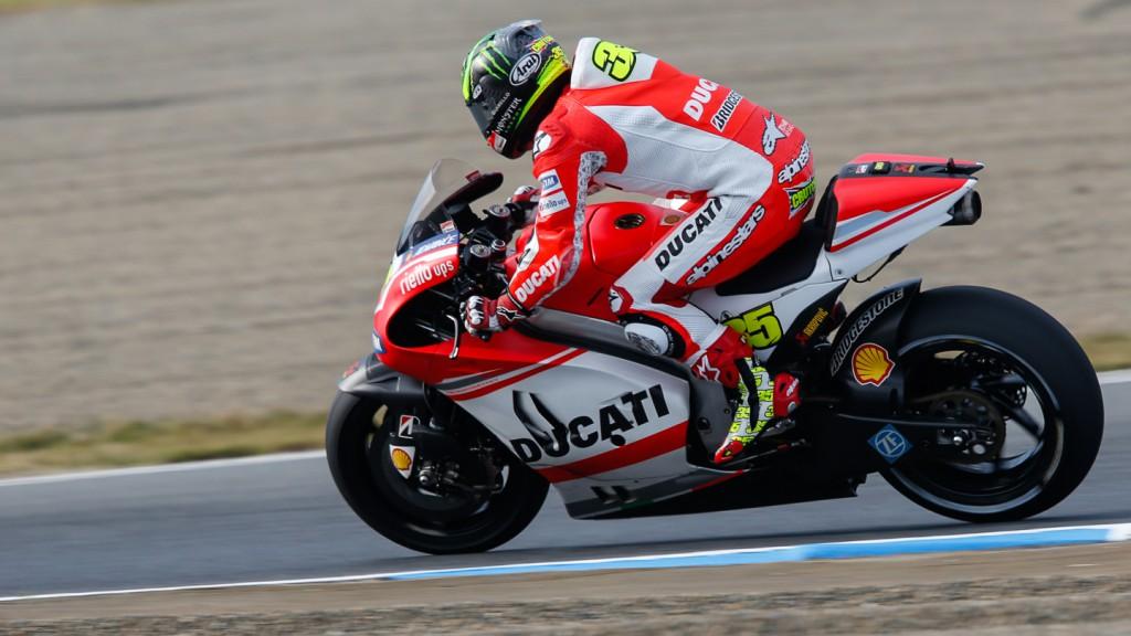 Cal Crutchlow, Ducati Team, JPN Q2