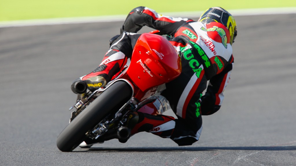 Luca Grünwald, Kiefer Racing, JPN QP