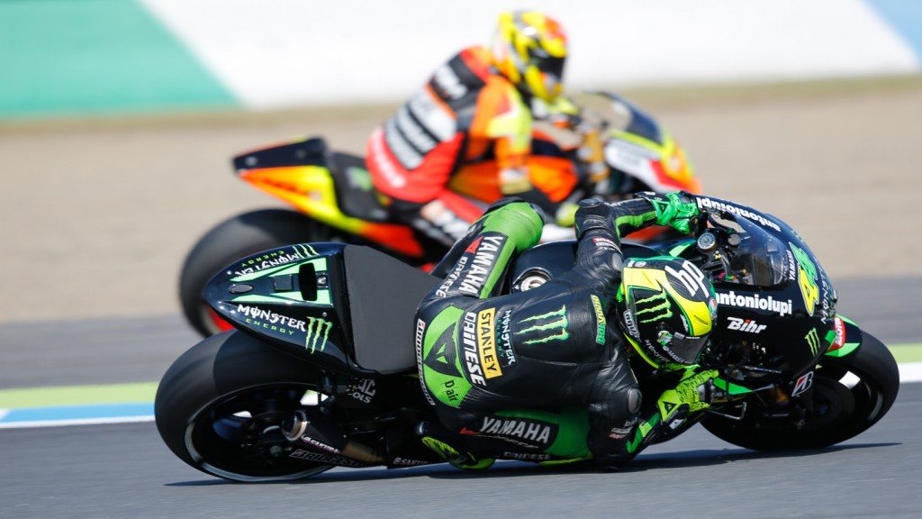 Pol Espargaro, Monster Yamaha Tech 3, JPN Q2
