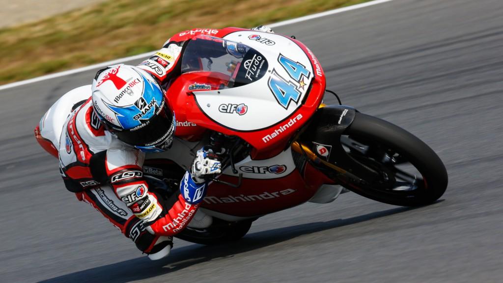Miguel Oliveira, Mahindra Racing, JPN QP