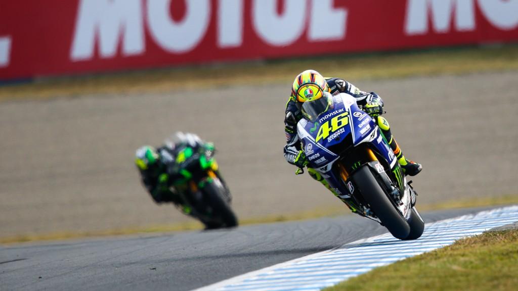 Valentino Rossi, Movistar Yamaha MotoGP, JPN FP3
