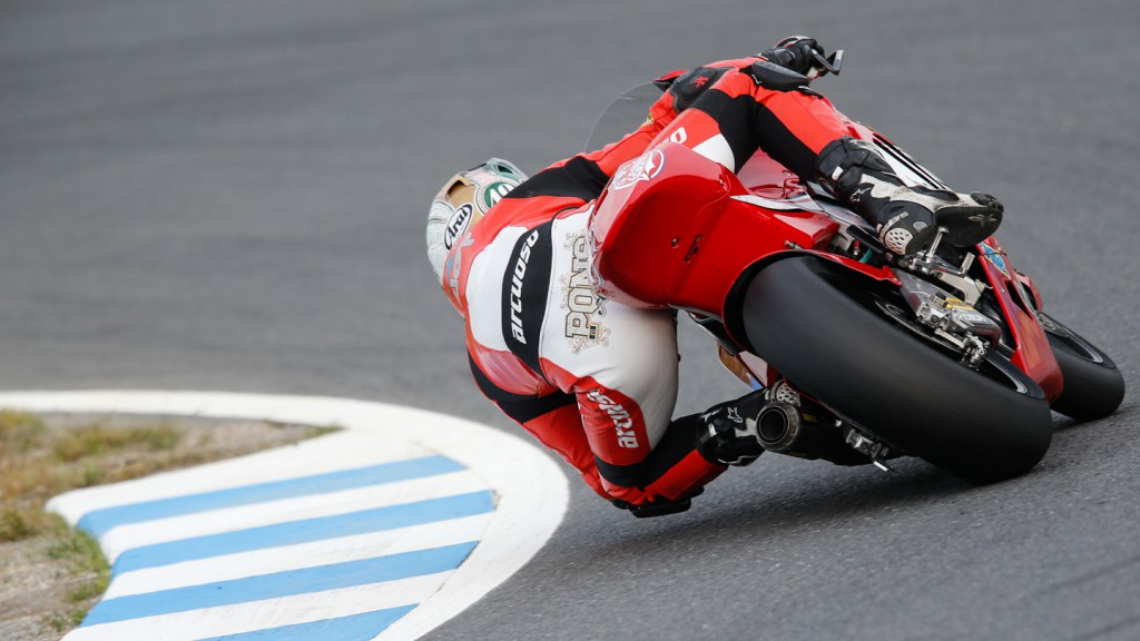 Axel Pons, AGR Team, JPN QP