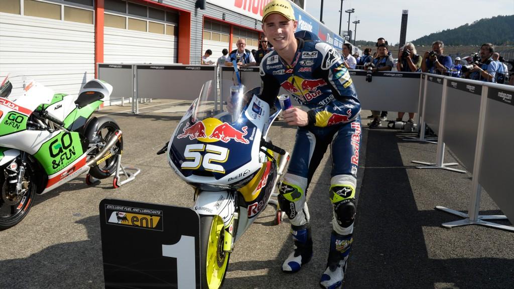 Danny Kent, Red Bull Husqvarna Ajo, JPN QP