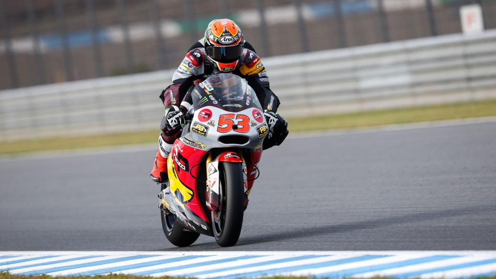 Esteve Rabat, Marc VDS Racing Team, JPN FP3
