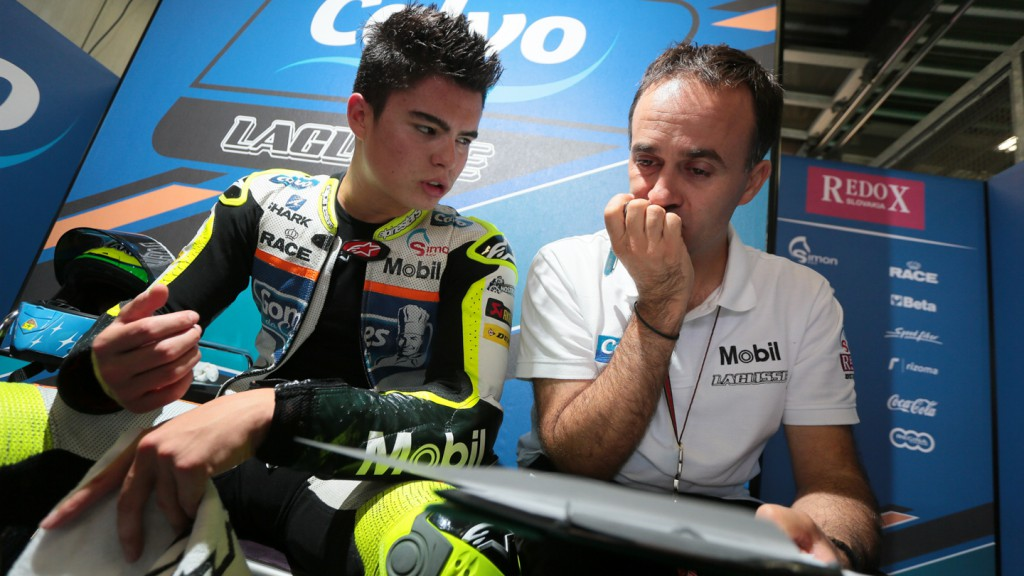 Eric Granado, Calvo Team, JPN QP