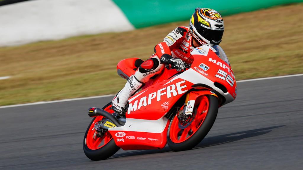 Juanfran Guevara, Mapfre Aspar Team Moto3, JPN FP3