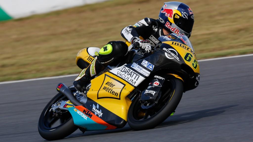 Philipp Oettl, Interwetten Paddock Moto3, JPN QP