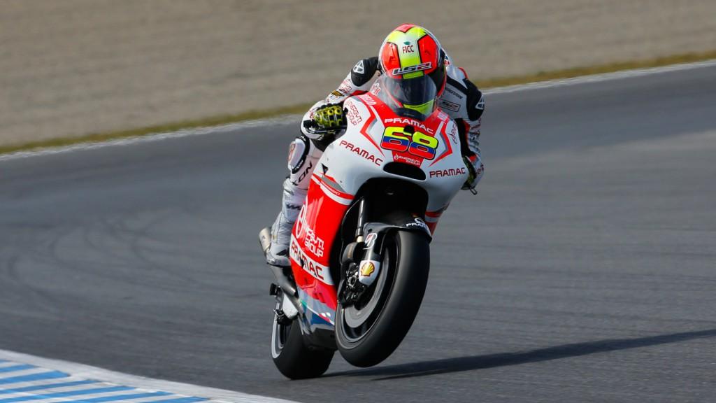 Yonny Hernandez, Pramac Racing, JPN Q1