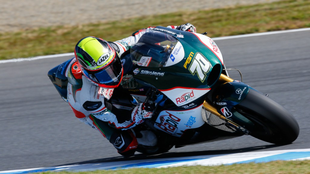Michael Laverty, Paul Bird Motorsport, JPN Q1