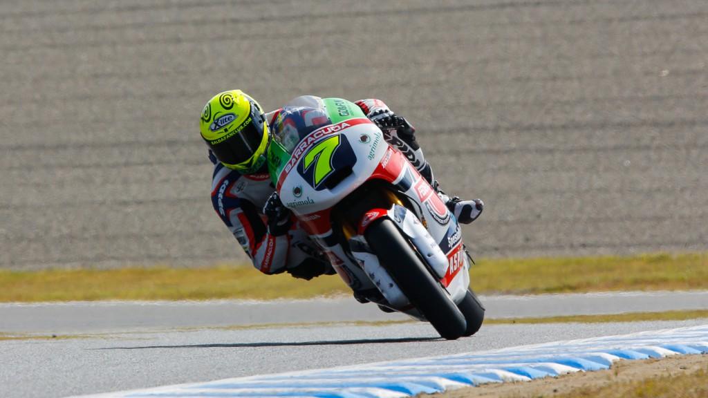 Lorenzo Baldassarri, Gresini Moto2, JPN QP