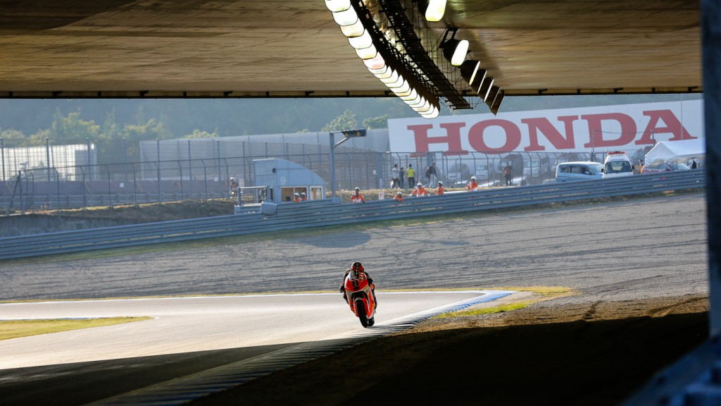 Gino Rea, AGT REA Racing, JPN QP