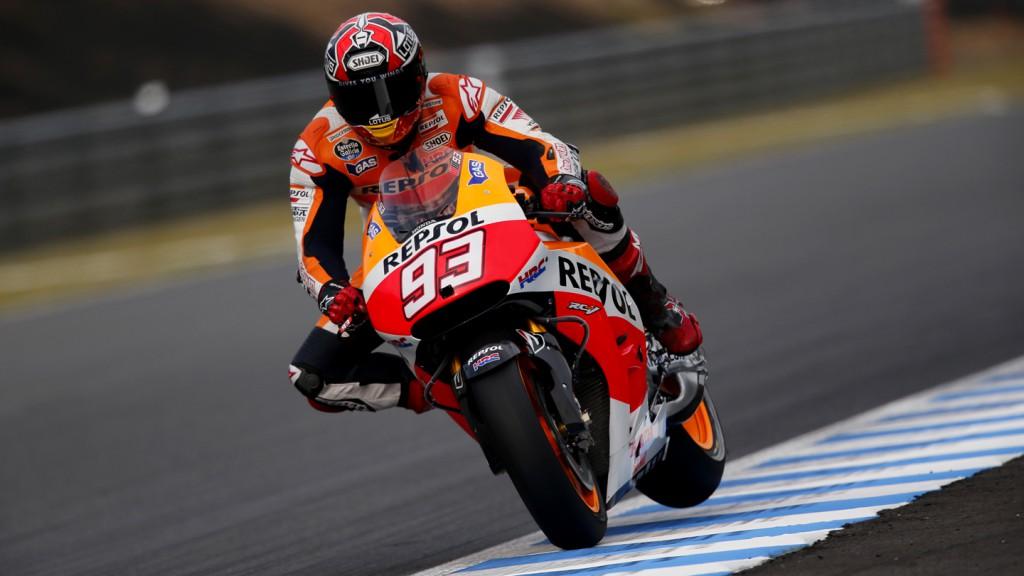 Marc Marquez, Repsol Honda Team, JPN FP3