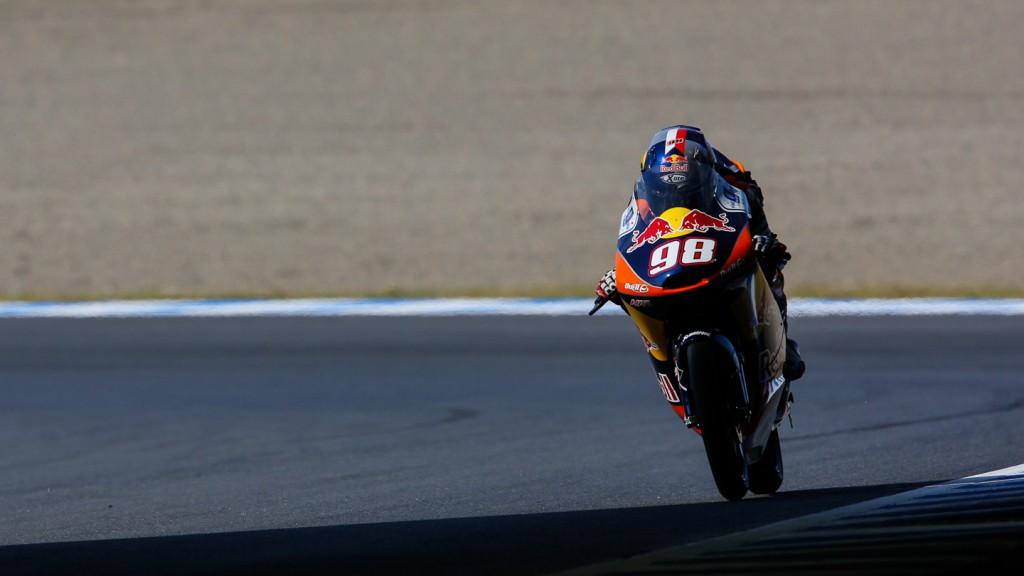 Karel Hanika, Red Bull KTM Ajo, JPN QP