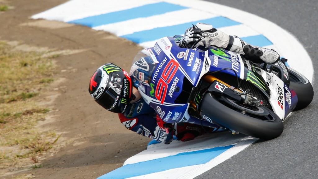 Jorge Lorenzo, Movistar Yamaha MotoGP, JPN Q2