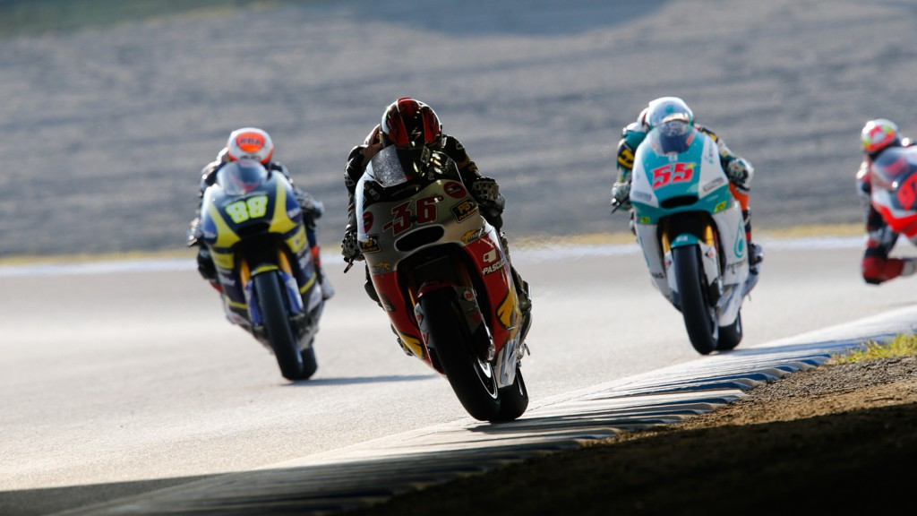 Moto2 Action, JPN QP