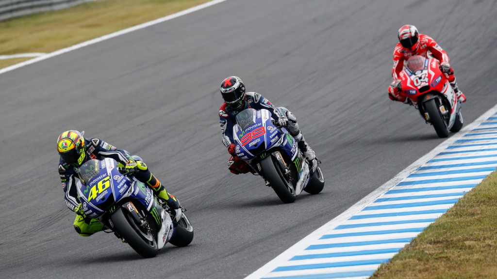 MotoGP Action, JPN RACE
