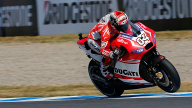 Andrea Dovizioso, Ducati Team, JPN RACE