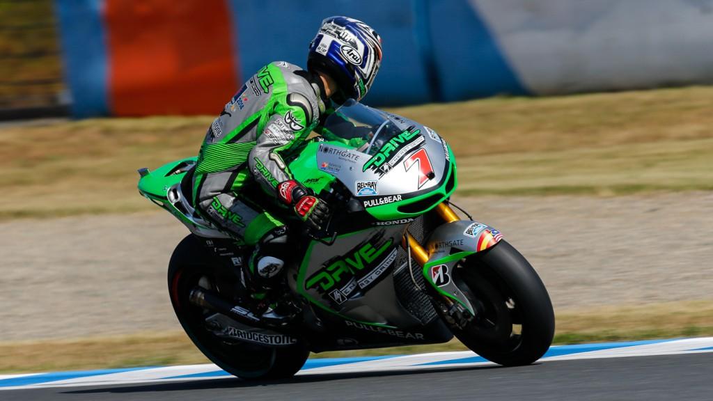 Hiroshi Aoyama, Drive M7 Aspar, JPN RACE