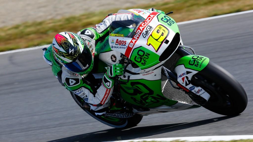 Alvaro Bautista, GO&FUN Honda Gresini, JPN RACE