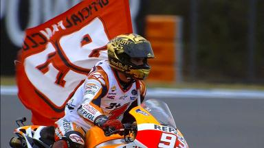 Motegi 2014 - MotoGP - RACE - Marquez's Race Highlights