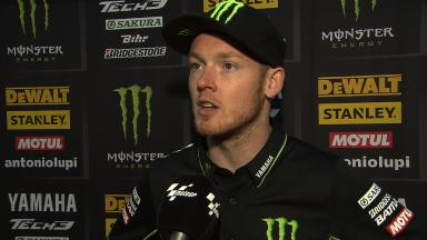 Smith pleasantly surprised by lap times