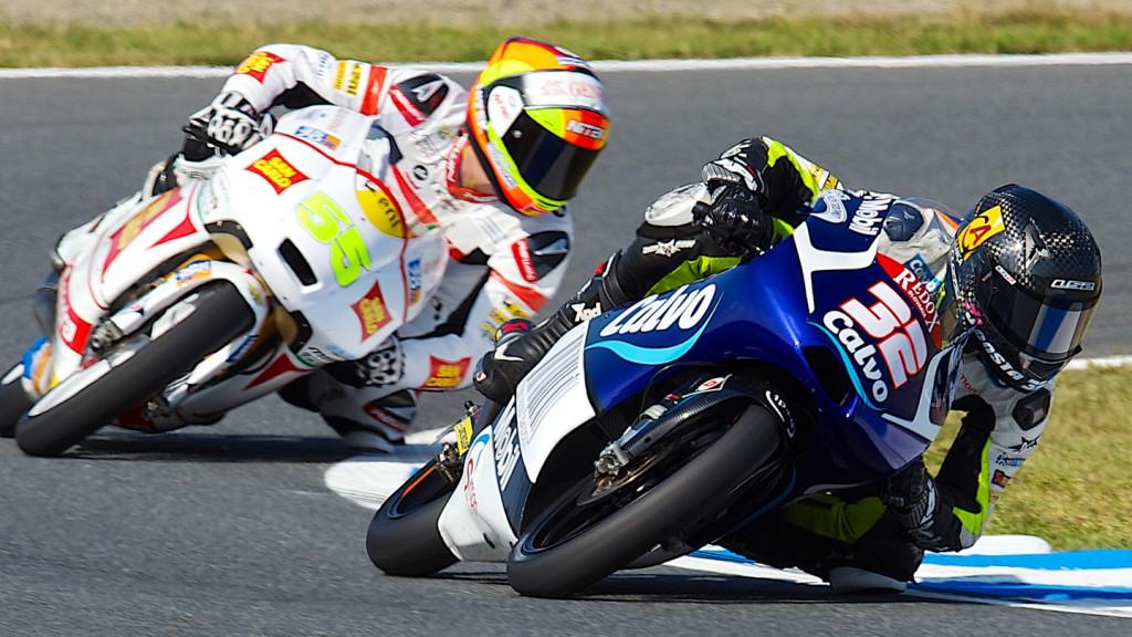 Isaac Viñales, Calvo Team, JPN RACE