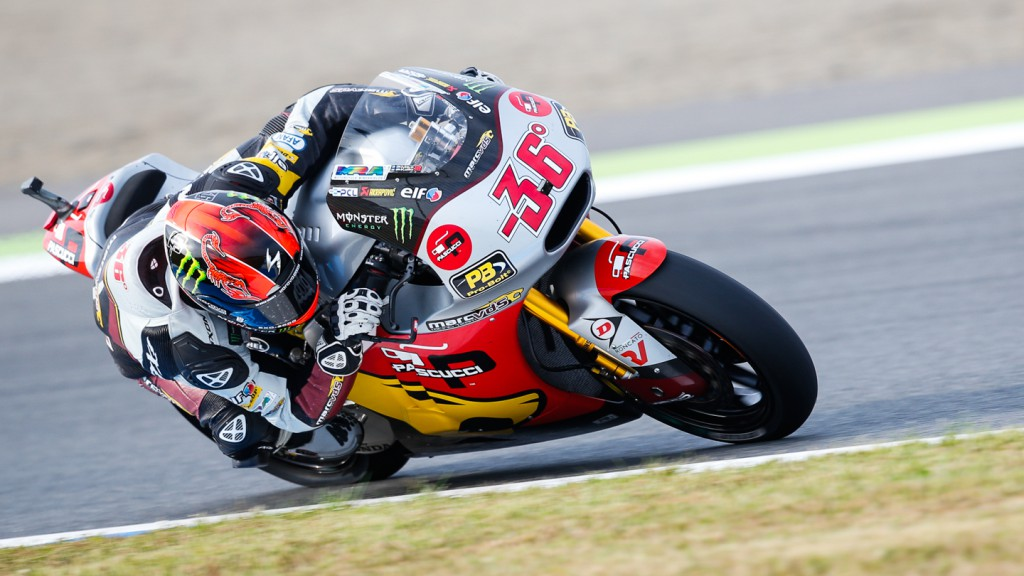 Mika Kallio, Marc VDS Racing Team, JPN RACE
