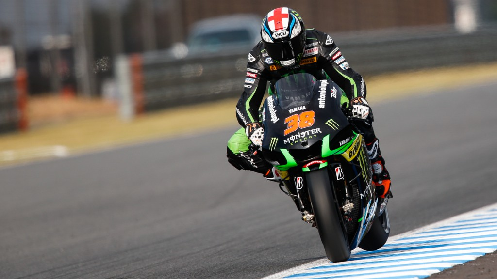 Bradley Smith, Monster Yamaha Tech 3, JPN RACE