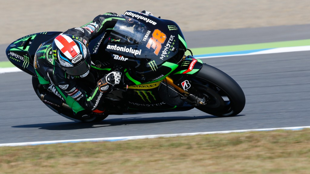 Bradley Smith, Monster Yamaha Tech 3, JPN WUP