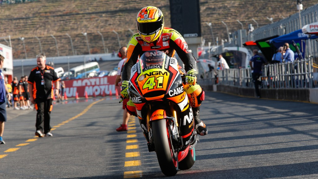 Aleix Espargaro, NGM Forward Racing, JPN RACE