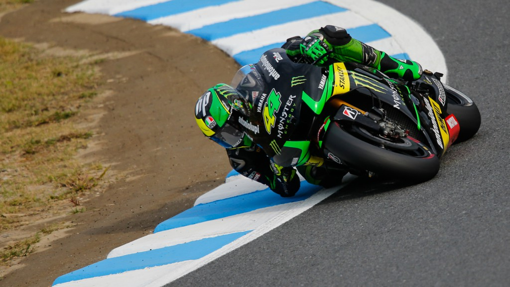 Pol Espargaro, Monster Yamaha Tech 3, JPN RACE