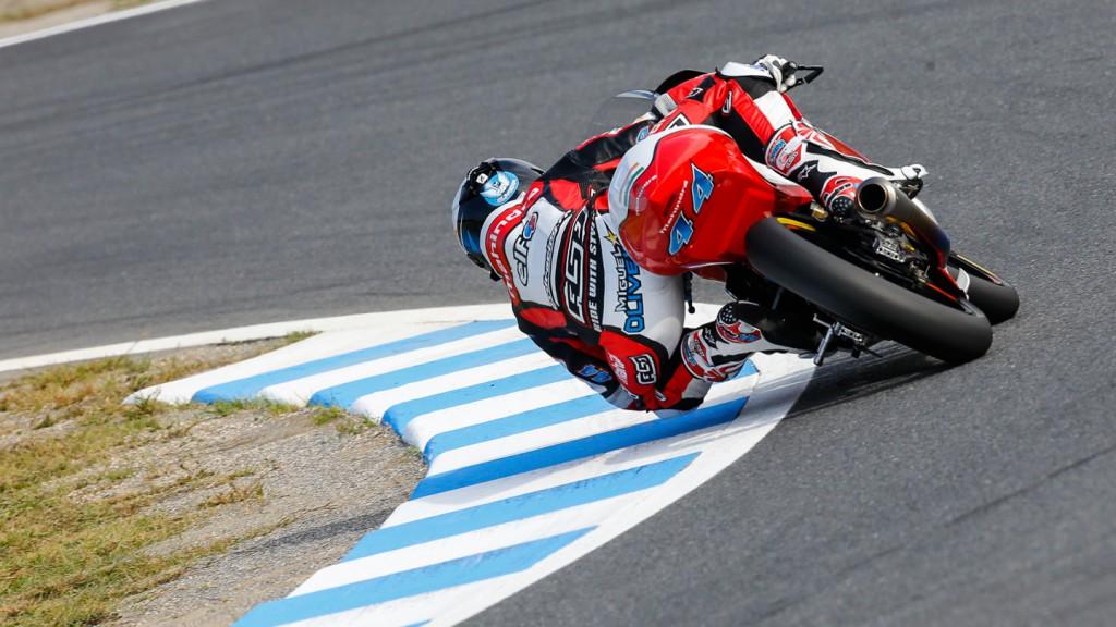 Miguel Oliveira, Mahindra Racing, JPN RACE
