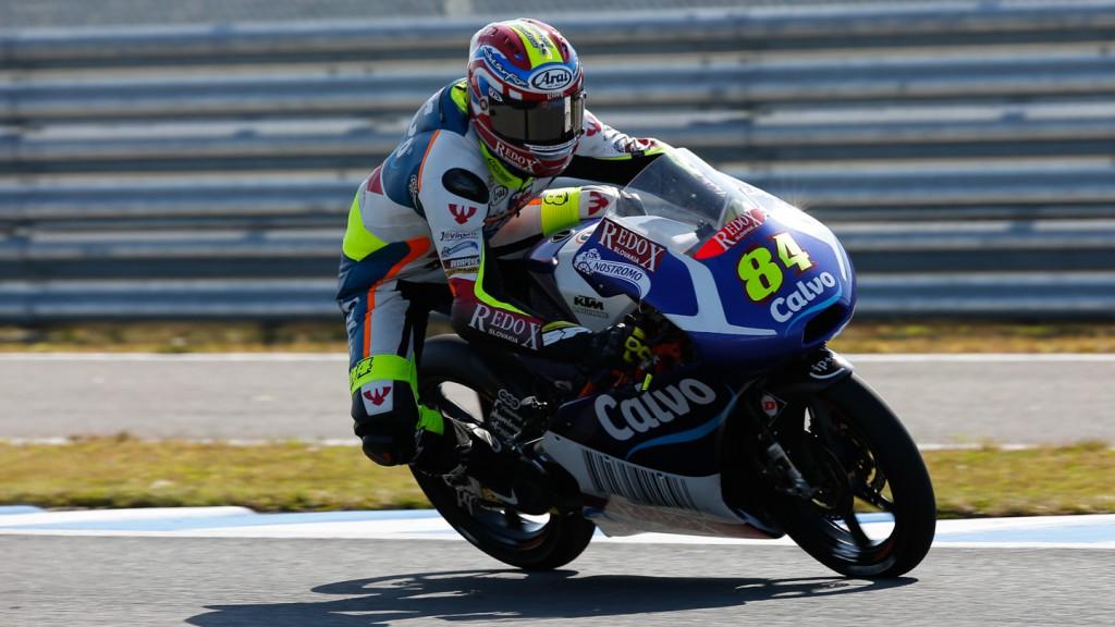 Jakub Kornfeil, Calvo Team, JPN RACE
