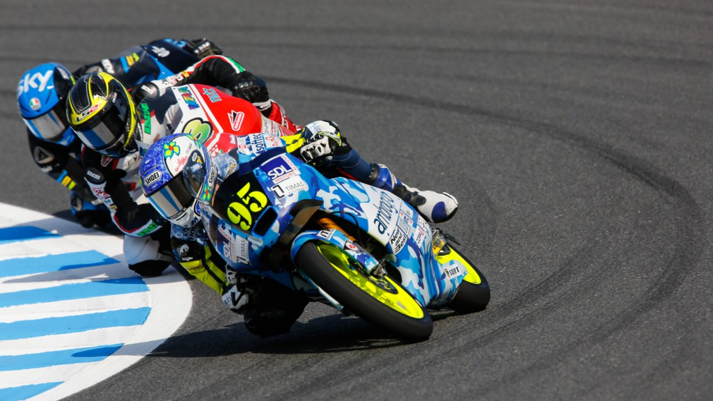 Jules Danilo, Ambrogio Racing, JPN WUP