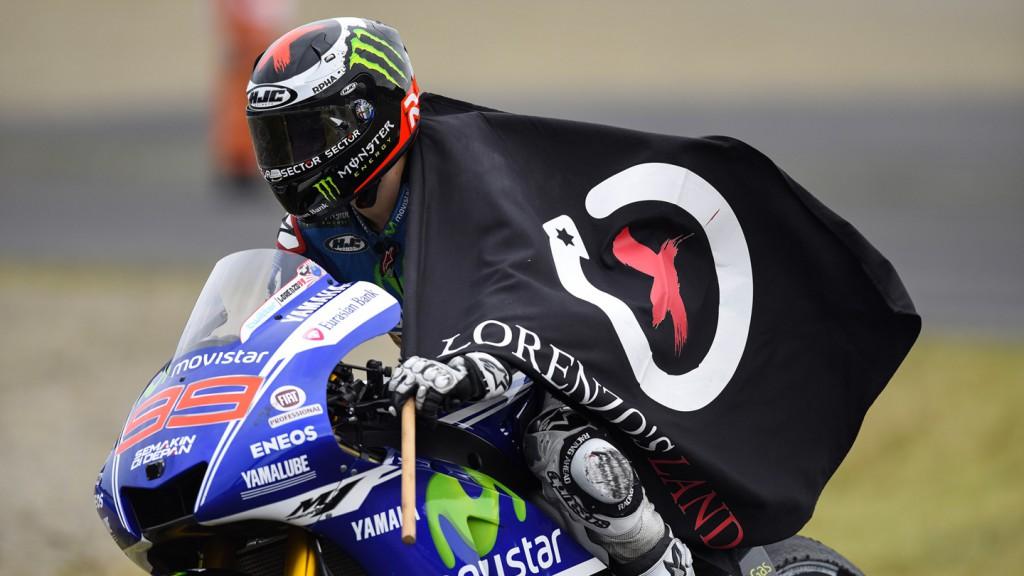 Jorge Lorenzo, Movistar Yamaha MotoGP, JPN RACE