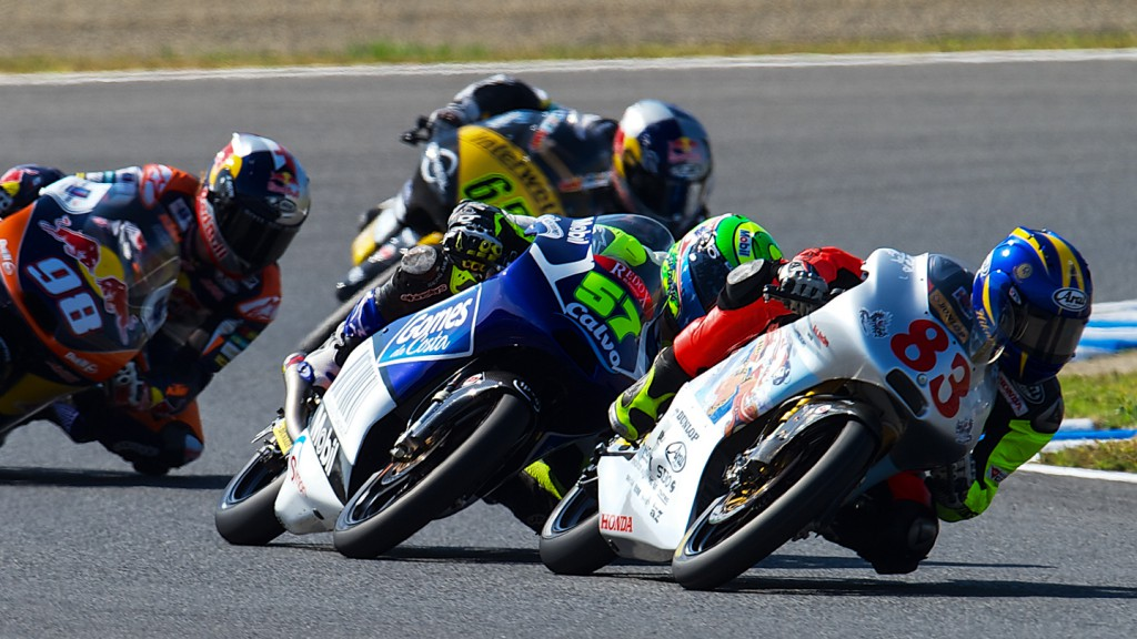 Moto3 Action, JPN RACE