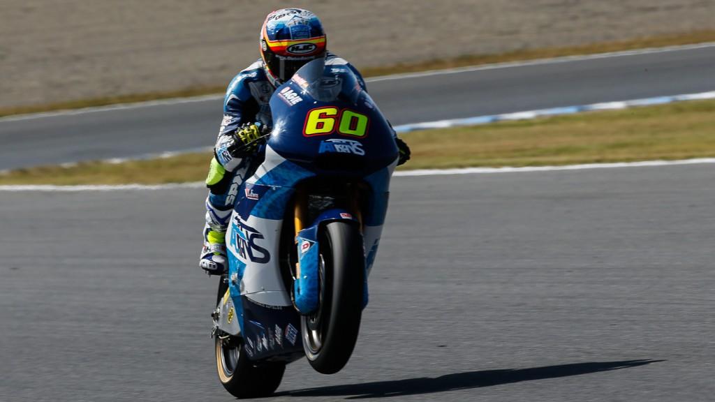 Julian Simon, Italtrans Racing Team, JPN RACE