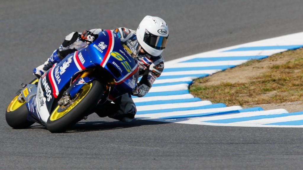 Chalermpol Polamai, Sngha Eneos Yamaha Tech 3, JPN RACE