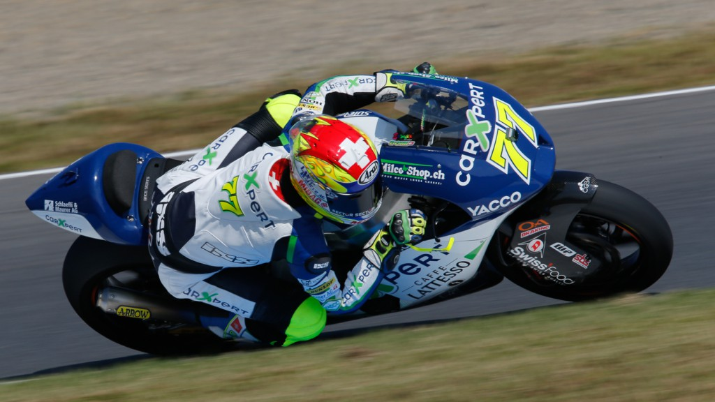 Dominique Aegerter, Technomag carXpert, JPN RACE