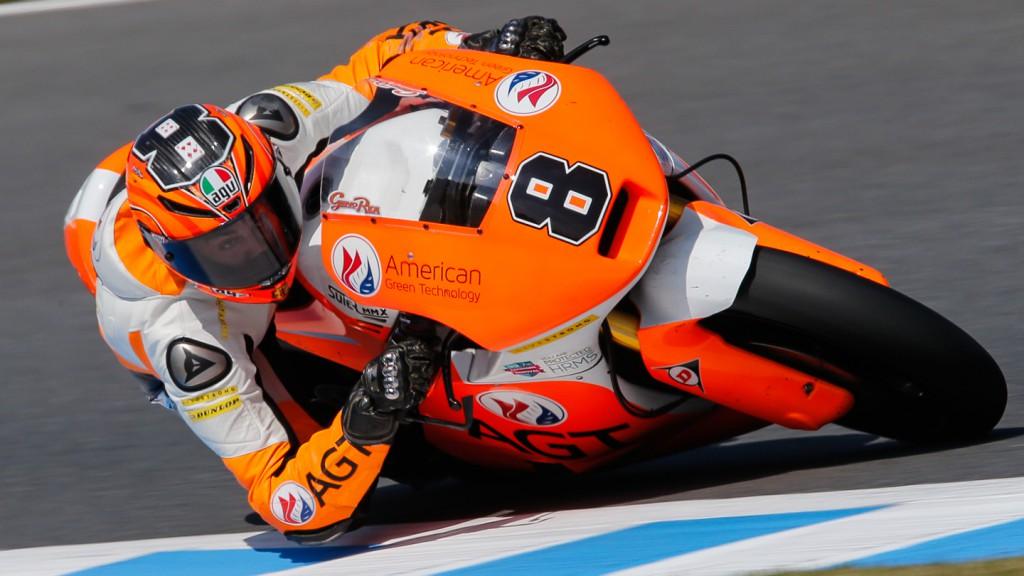 Gino Rea, AGT REA Racing, JPN RACE