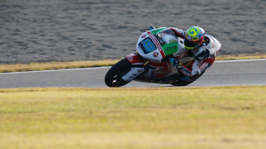 Xavier Simeon, Federal Oil Gresini Moto2, JPN WUP