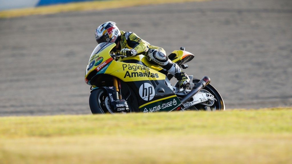 Maverick Viñales, Paginas Amarillas HP 40, JPN WUP