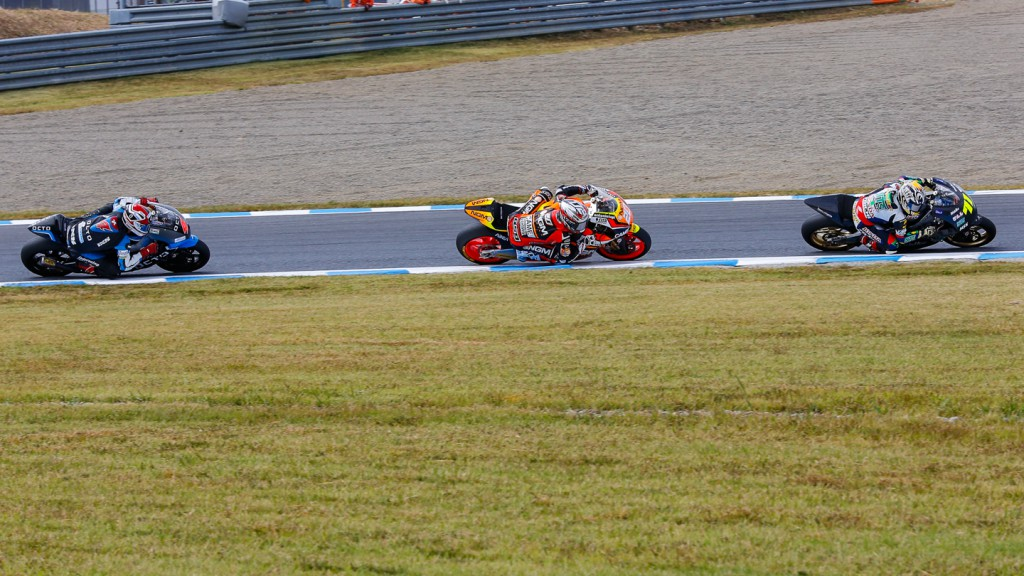 Moto2 Action, JPN RACE