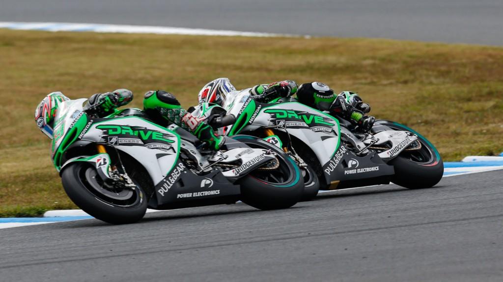 Hiroshi Aoyama, Nicky Hayden, Drive M7 Aspar, JPN RACE